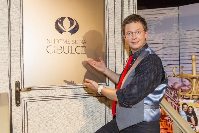 Aleš Cibulka, Sejdeme se na Cibulce, 14.10.2014