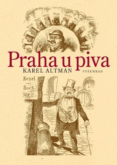 Praha u piva_OBALKA - menší