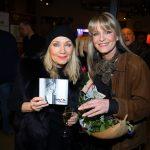 Bára Basiková s Chantal