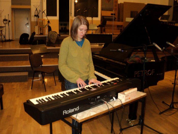 Markéta Irglová natáčí hudbu k filmu Miluji tě modře