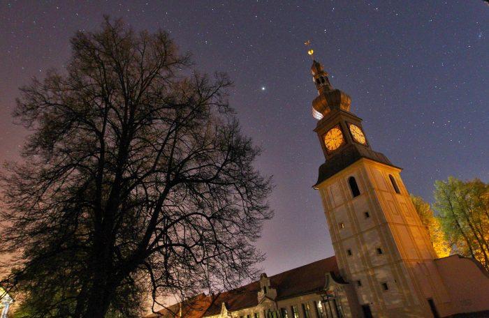 Večerní zážitkové prohlídky na zámku ve Žďáru nad Sázavou (1)