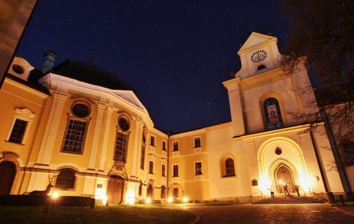 Večerní zážitkové prohlídky na zámku ve Žďáru nad Sázavou (4)