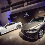 Lexus LC 500h a LS 500h Auta03
