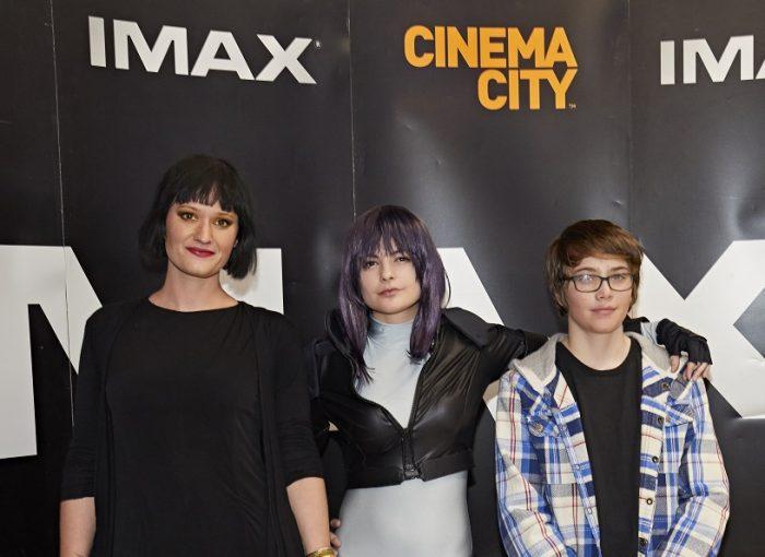 Natalie Kocábová IMAX