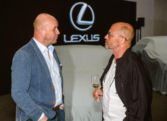 P. Necas a Z. Pohlreich jsou pratele Lexus03