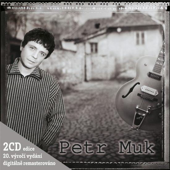 0190295808044 Muk Petr - Petr Muk [CD] - cover