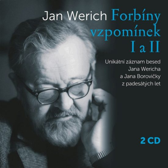 cover_Werich_Forbiny_CD