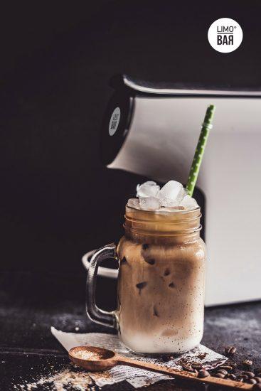 Klasická ledová káva