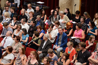 Publikum Ostravskych dnu 2015