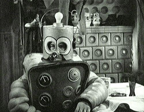 robot emil