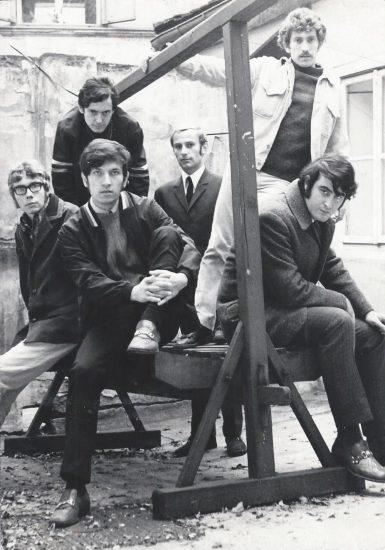 Framus Five 1968 (archiv Michala Prokopa)