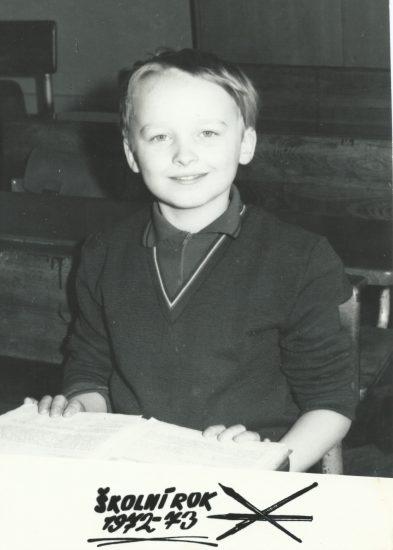 Karel Vorisek prvni třída