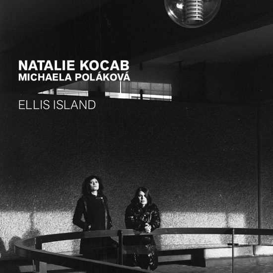 0825646506774 Kocab, Natalie, Polakova, Michaela - Ellis Island - cover-D-R