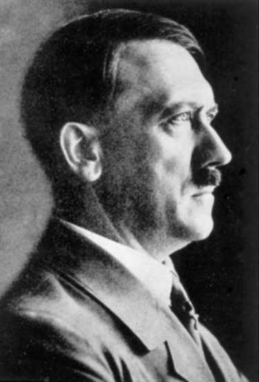 UNSPECIFIED - CIRCA 1754: Adolph Hitler (1889-1945) German fascist dictator. (Photo by Universal History Archive/Getty Images)