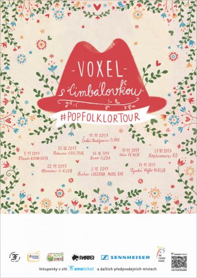Plakat PopFolklorTour