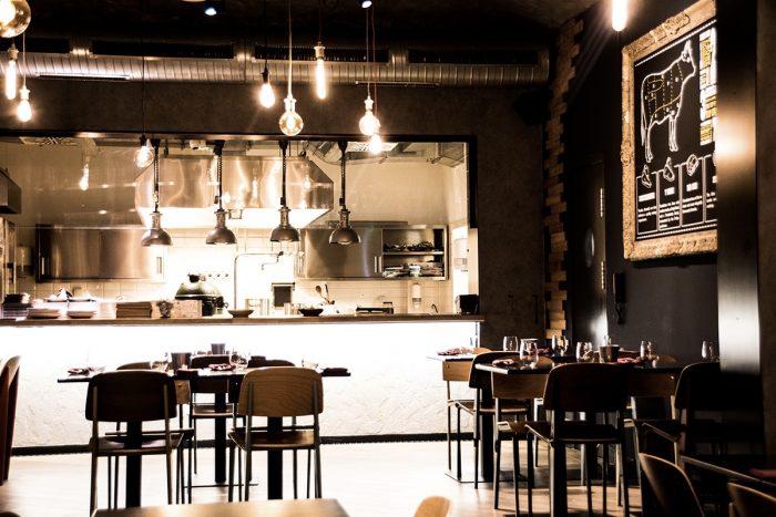 Maso je Maso interier BBQ gourmet Foto Matteo De Carli 1800x1200
