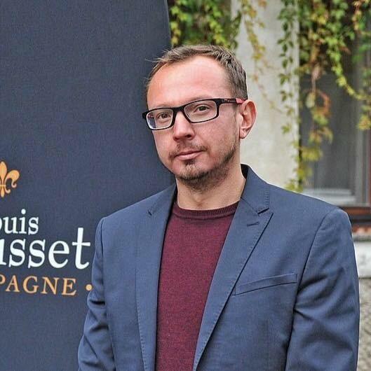 """Tomáš Vojtek, jeden z tvůrců aplikace nic a projektu vody zdarma """"nic"""""""