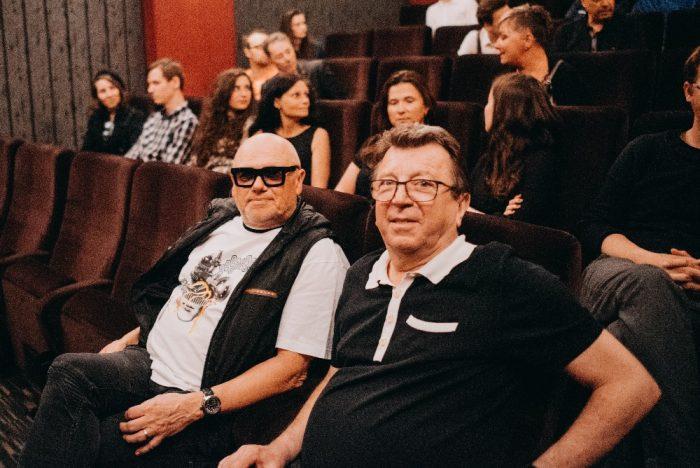 Jiří Korn a Michael Prostějovský