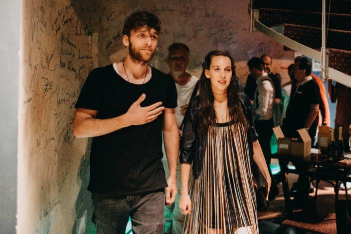 Míša a Roman Tomešovi