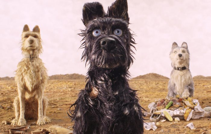 M9WC84 RELEASE DATE: March 23, 2018 TITLE: Isle of Dogs STUDIO: Fox Searchlight Pictures DIRECTOR: Wes Anderson PLOT: Set in Japan, Isle of Dogs follows a boy's odyssey in search of his lost dog. STARRING: Voice of Jeff Goldblum, Bill Murray, Bob Balaban, Edward Norton, Bryan Cranston, Koyu Rankin. (Credit Image: © Fox Searchlight Pictures/Entertainment Pictures)