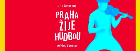 Praha Žije Hudbou_2018