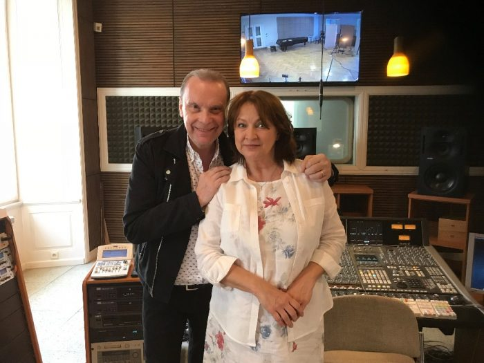 Zlata Adamovská + Štefan Margita (22.04.2018) 1