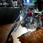 Elvisův Harley Davidson z roku 1966 (photo Hana Lysáková)