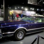 Elvisův Lincoln Mark IV (photo Hana Lysáková) 1