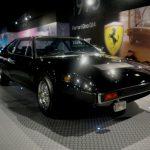 Elvisovo Ferrari Dino z roku 1975 (photo Hana Lysáková)