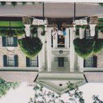 Graceland z frontálního pohledu (photo Hana Damašková)