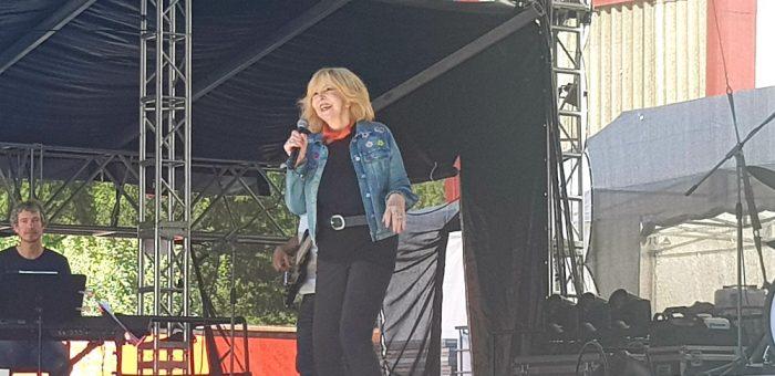Hana Zagorová Vysočina Fest (07.07.2018) - (photo Renata Veselá)