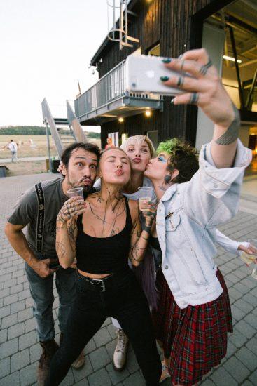 Foto (C) Ksana Fedorova (Barbora Poláková, Koki, Duhovka, Pavel Liška) mail