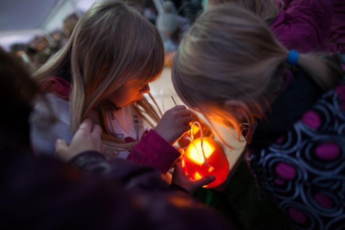 Halloween v botanické zahradě (1)