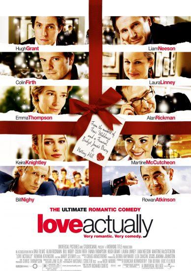 Love Actually - Posterxs