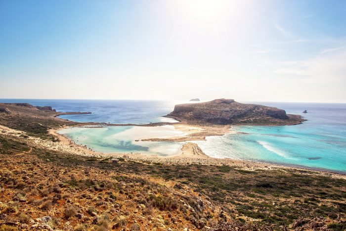Dovolena - Kreta - Chania - Balos - (c) CK Blue Style