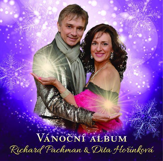 Pachman Horinkova Vanocni album cover