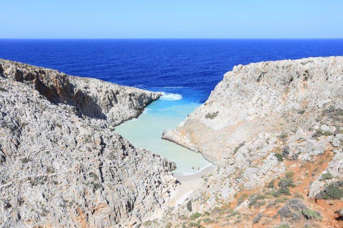 Seitan Limani - Chania - Kreta - Recko - (c) CK Blue Style