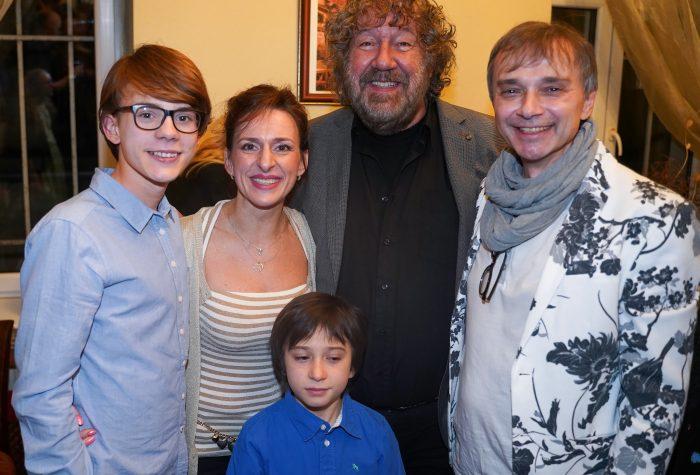 Troska Pachman Horinkova Filip a Viktor Antoniovi
