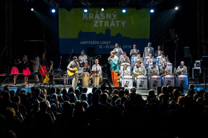 Vojtech Dyk&B-Side Band_Na prvnim rocniku festivalu Krasny ztraty_foto Krystof Kalina