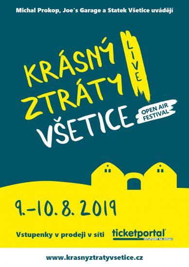 poster Krasny ztraty