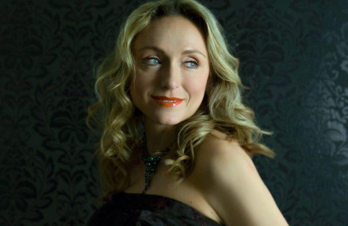 Olga Jelínková, foto Ilona Sochorová
