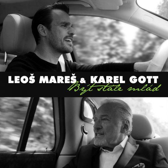 cover Leos Mares Karel Gott Byt stale mlad