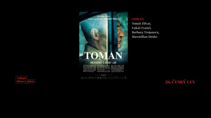 26. Český lev - nominace - nejlepší plakát