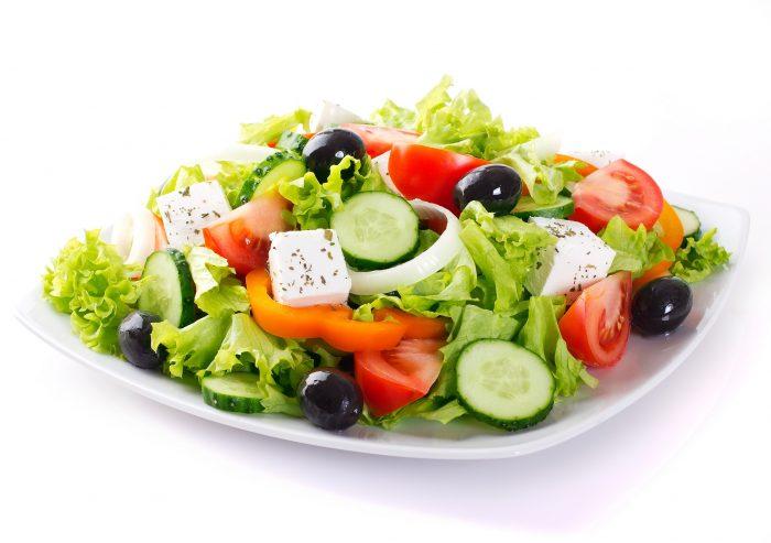 zeleninový salát 2
