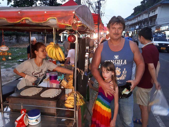 1 Tržnice na ostrově Koh Chang