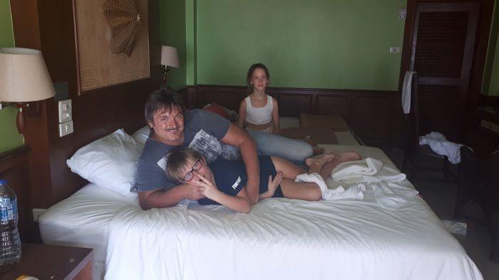 2 Na pokoji v hotelu Cookies - Koh Chang