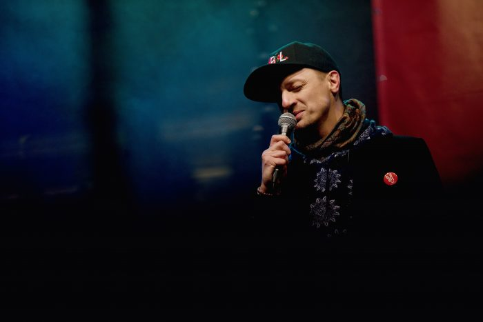 Ondrej Ruml live - foto Petr Lebeda