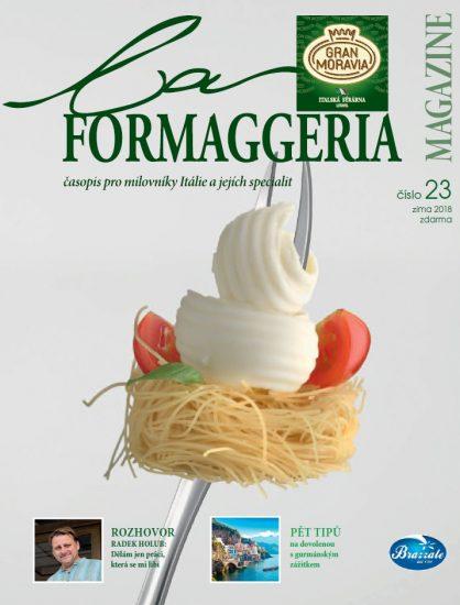 Titulka_La_Formaggeria_Magazine
