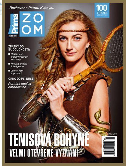 časopis Prima ZOOM Kvitová