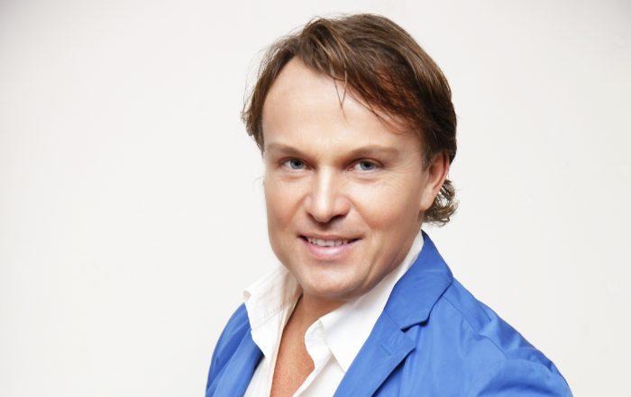 Aleš Briscein, foto Stanislava Pechová